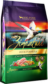 Zignature Duck Limited Ingredient Dry Food
