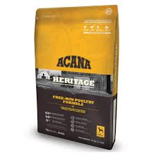Acana HERITAGE Free Run Poultry Dog Food, 13lb