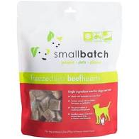 Small Batch Freeze Dried Beef Hearts, 3.5 oz