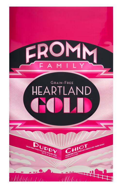 Fromm Heartland Gold Grain Free Puppy Food