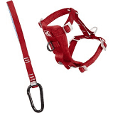 Kurgo Smart Harness - XL Quick-Release Red