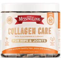Missing Link Collagen Care Hip & Joint Soft Chews, 60 Count
