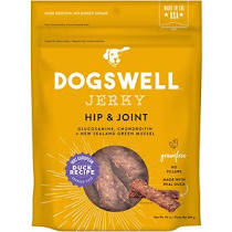 Dogswell Jerky, Duck, Hip/Joint, 10 oz