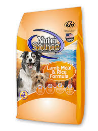 NutriSource Lamb Meal and Rice Dry Food