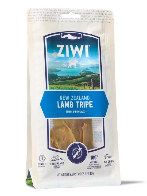 Ziwi Peak Lamb Tripe Chew, 2.8 oz bag
