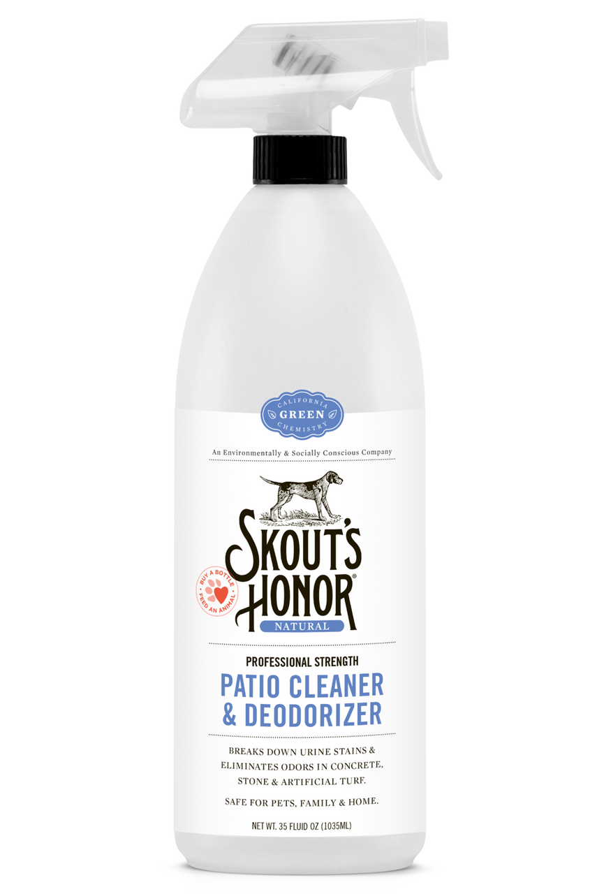 Skout's Honor Professional Strength Patio Cleaner & Deodorizer