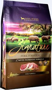 Zignature Pork Limited Ingredient Dry Food