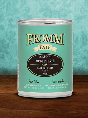 Fromm Grain Free Seafood Medley Pate