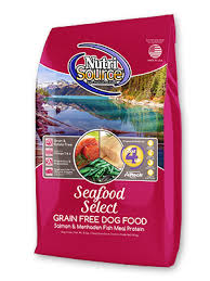 NutriSource Seafood Select Grain Free Dry Food