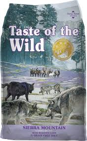 Taste of the Wild Sierra Mountain Dry Food