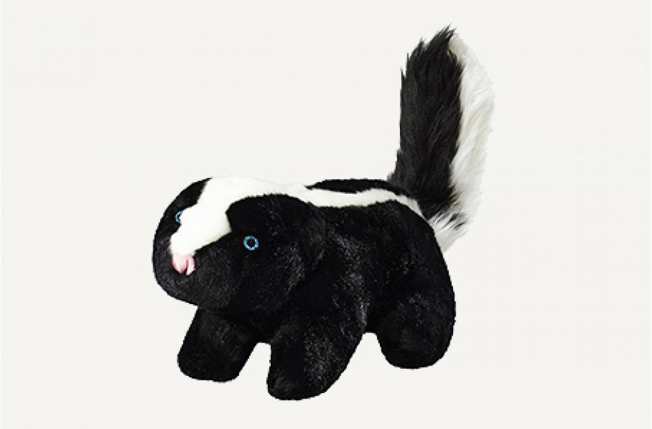 Fluff & Tuff Lucy Skunk Squeaky Toy