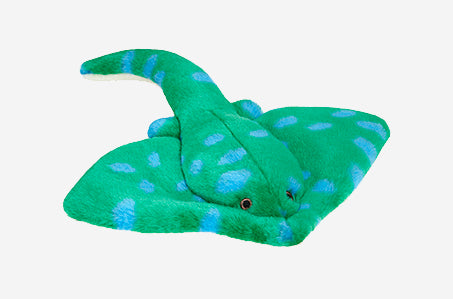 Fluff & Tuff Gordon Stingray Squeaky Toy