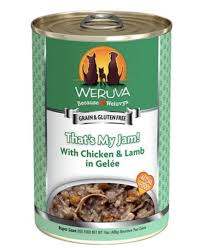Weruva That's My Jam! Grain-Free Canned Dog Food