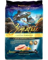 Zignature Catfish Limited Ingredient Dry Food