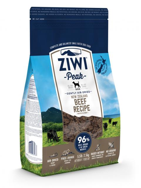 Ziwi Peak Air-Dried Beef Dog Food