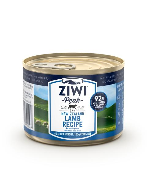 Ziwi Peak Lamb Cat Food, 3 oz