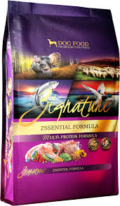 Zignature Zssential Dry Food