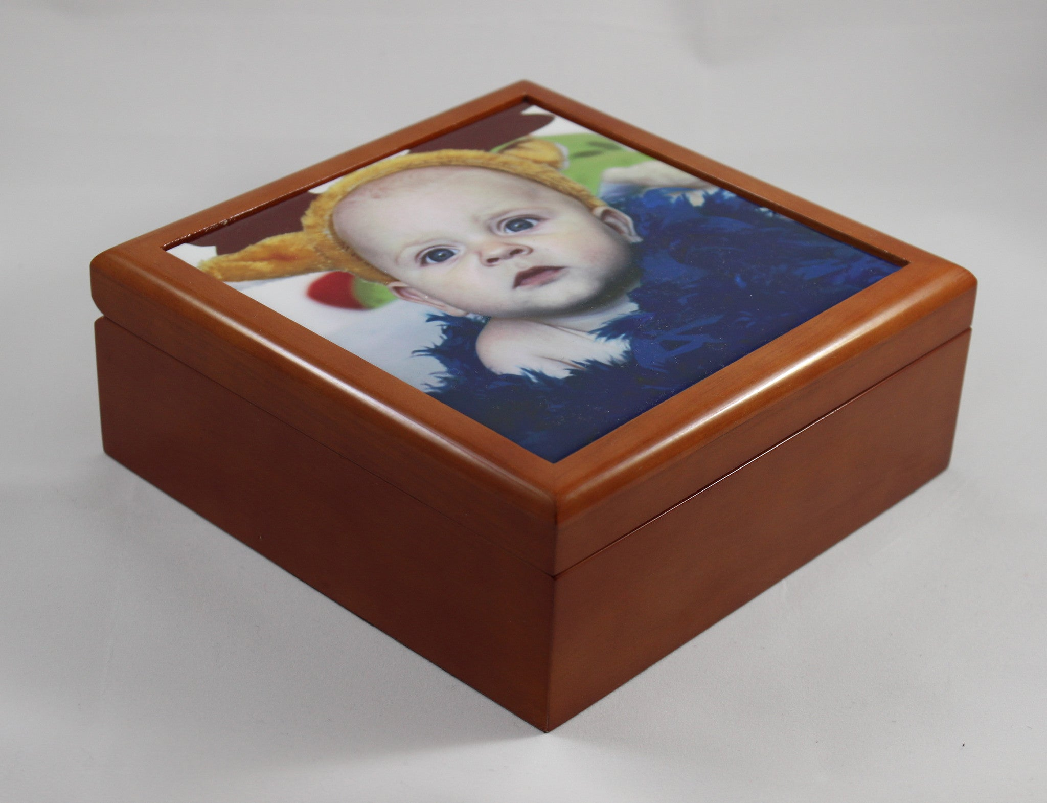 Photo Jewelry Boxes