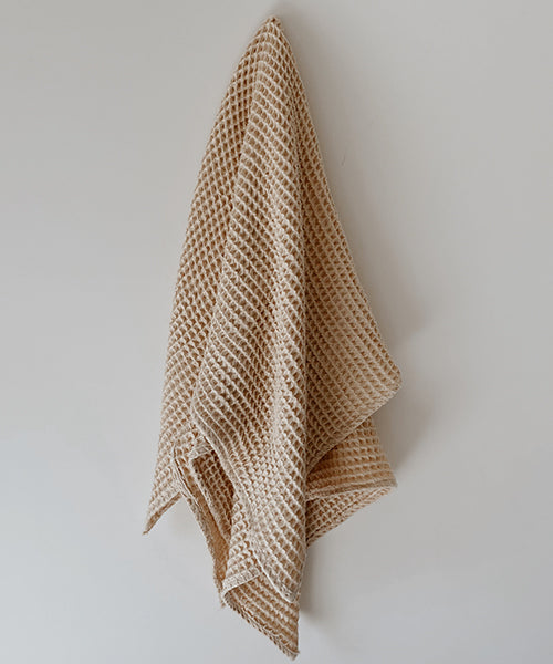Oversized Luxury Waffle Bath Towel | Colors + |