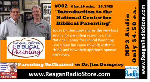 #002 - Parenting UnChained - 3 Test