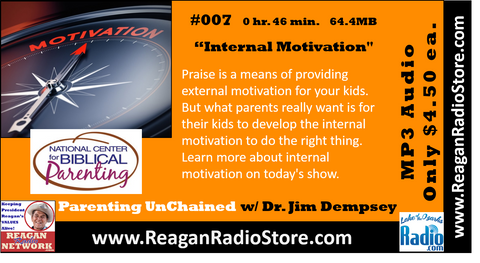 #007 - Parent UnChained - Internal Motivation