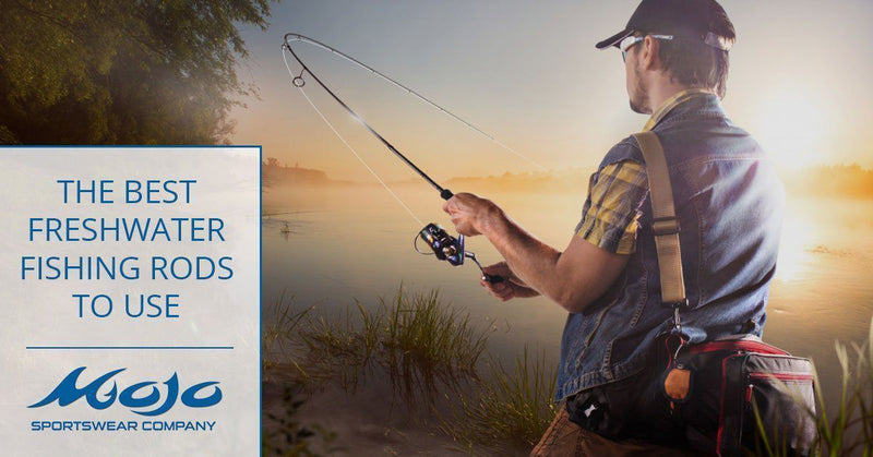 The Best Freshwater Fishing Rods To Use