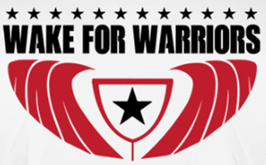 Wake For Warriors Corporate Logo