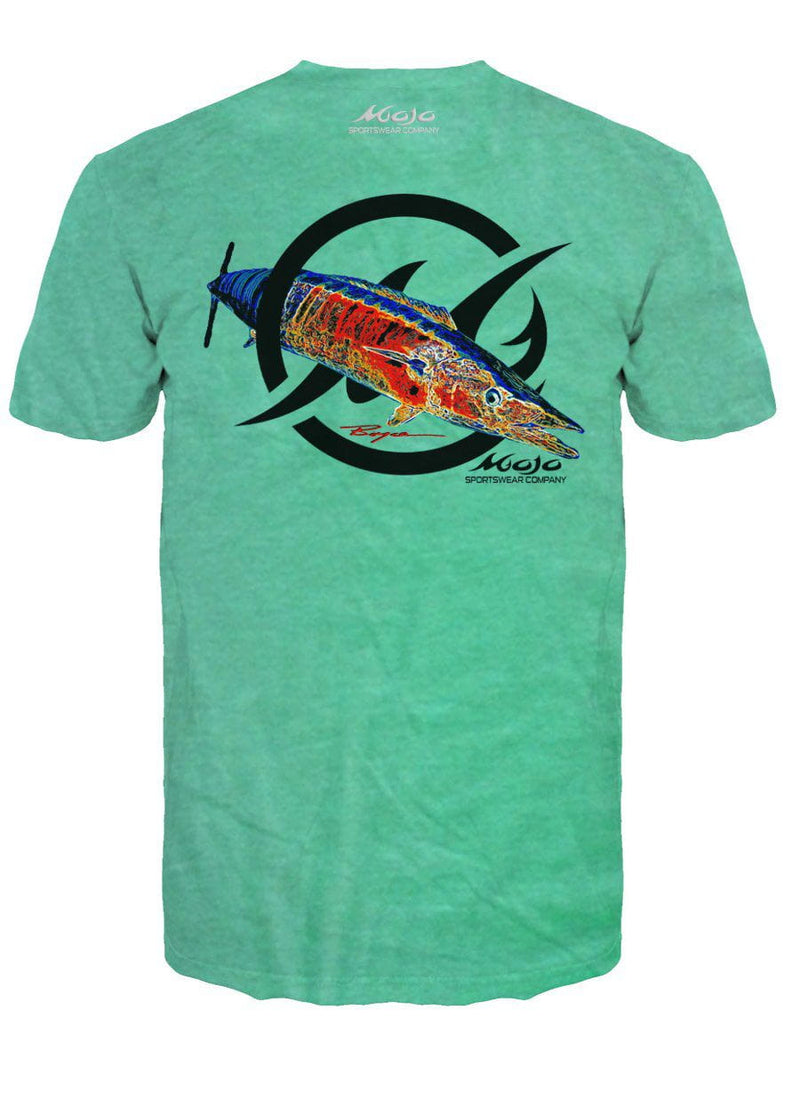 Wahoo - Bill Boyce Short Sleeve T-Shirt