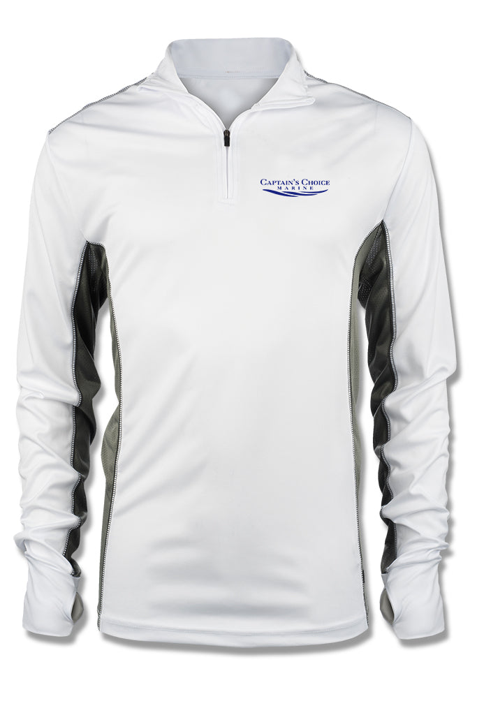 OneWater Marine Ultimate-Guide 1/4 Zip-Embroidery-qty 1