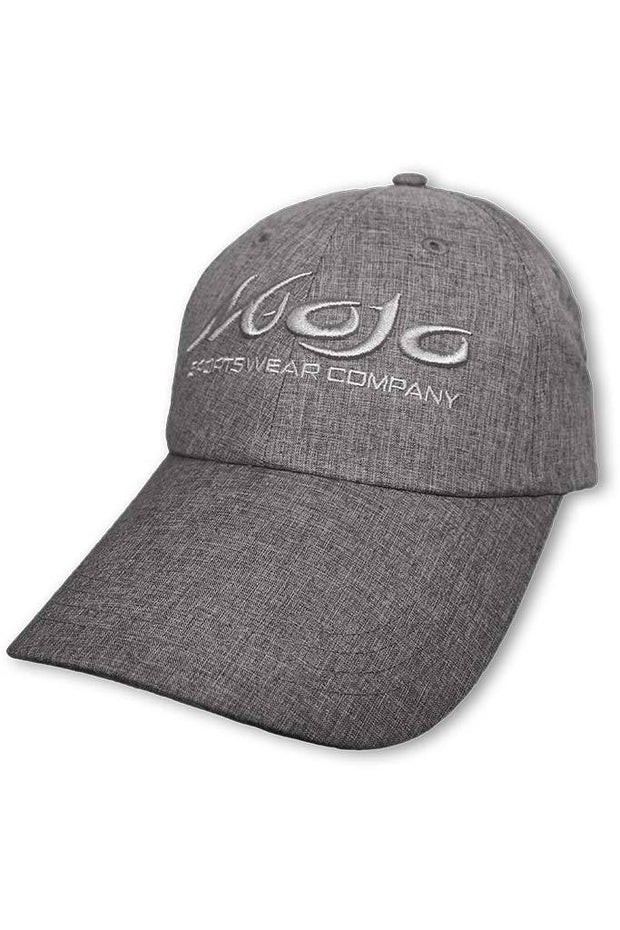 Long Bill Coastal Linen Hat - Mojo Sportswear Company