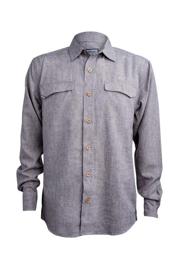 Coastal Linen Long Sleeve