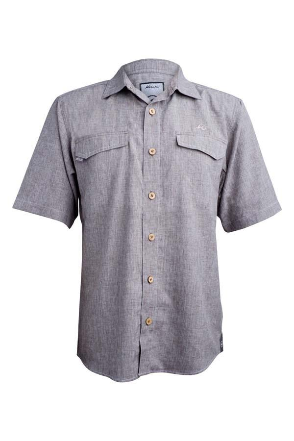 Coastal Linen Short Sleeve