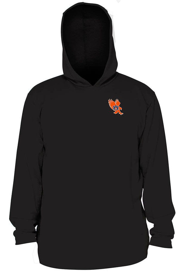 Original Tradition Morning Run Hoodie - Octopus Ink