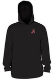 University of Alabama Morning Run Hoodie - Octopus Ink