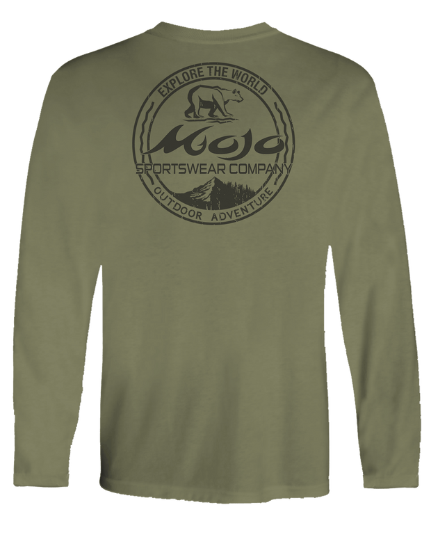 Outdoor Adventure Long Sleeve T-Shirt