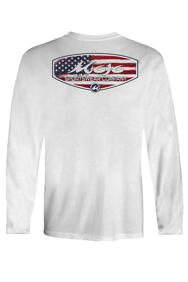 Patriot Crest Long Sleeve T-Shirt
