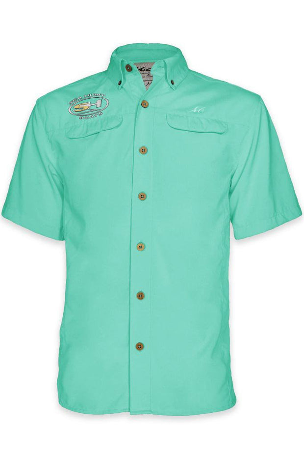 Sea Hunt Mr. Big Short Sleeve - Mojo Sportswear Company