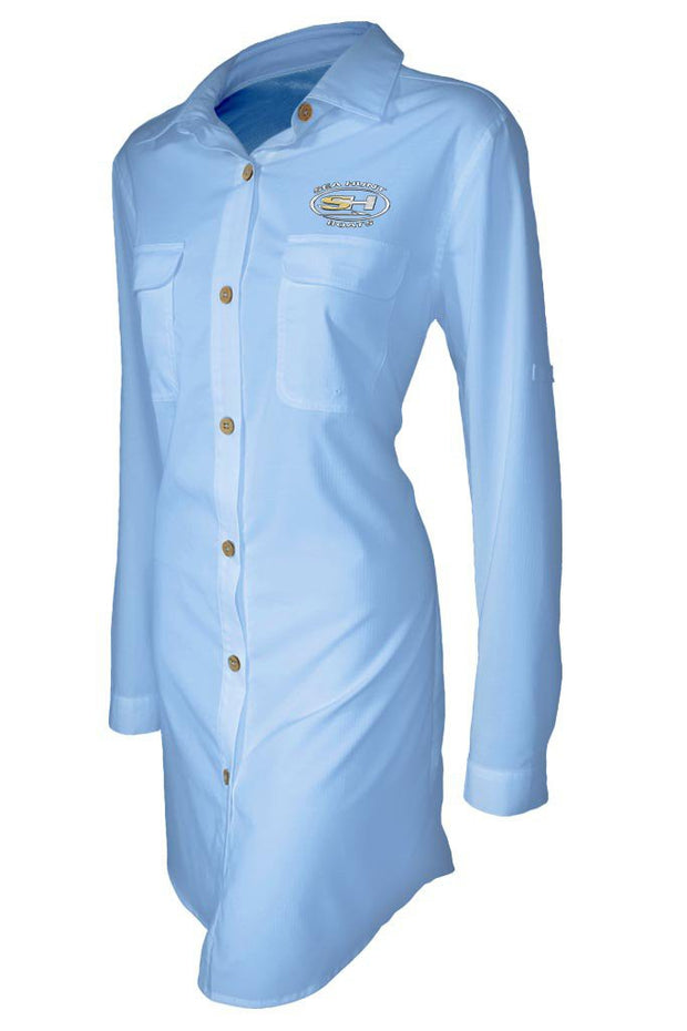 Sea Hunt Ladies' Cover Up - Mojo Sportswear Company