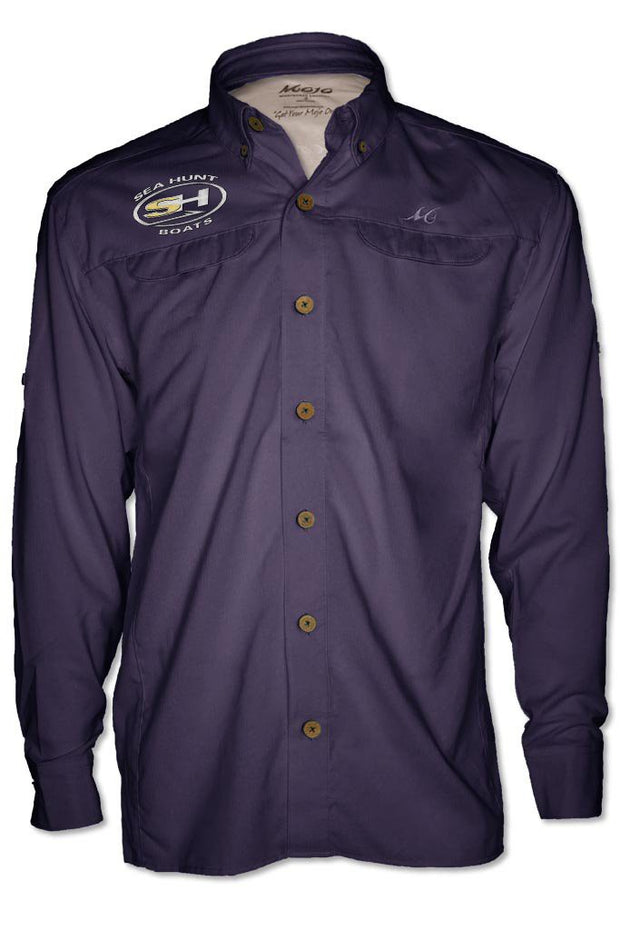 Sea Hunt Mr. Big Long Sleeve - Mojo Sportswear Company