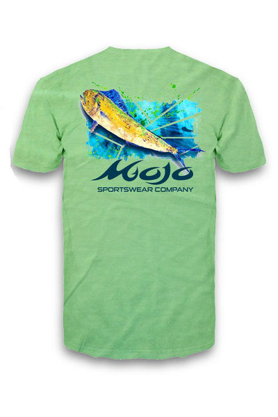 Mahi Shatter Short Sleeve T-Shirt
