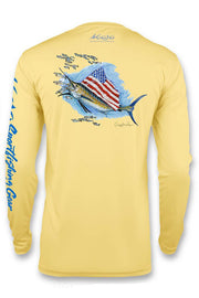 Sailfish Flag Wireman X