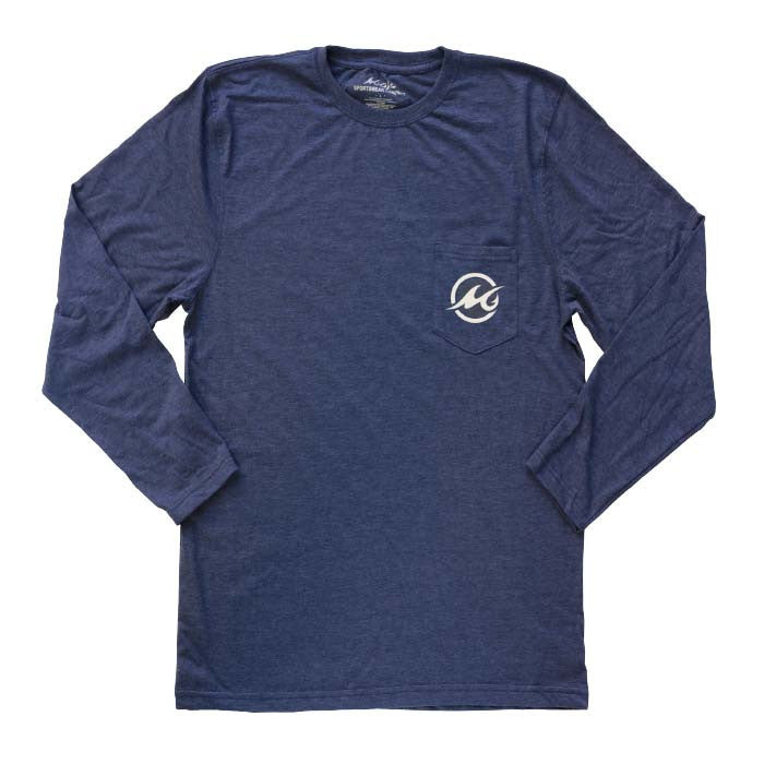 Long Sleeve Patriot Crest T-Shirt