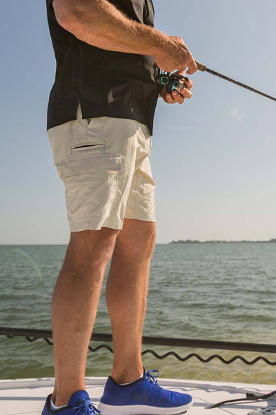 UPDATED STILLWATER FISHING SHORT - Mojo Sportswear Company