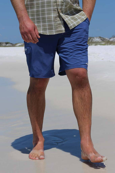 Updated! Stretch Fit Performance Shorts - Mojo Sportswear Company