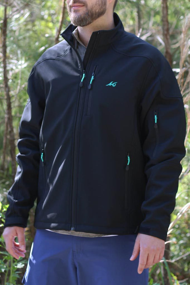 NEW! Slough Creek Softshell Fleece Jacket - Mojo Sportswear Company