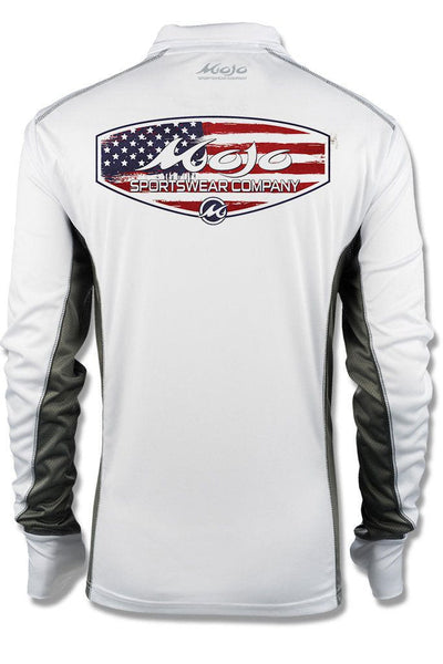 Patriot Crest Ultimate-Guide Quarter Zip