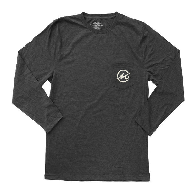 Patriot Crest Long Sleeve T-Shirt - Mojo Sportswear Company