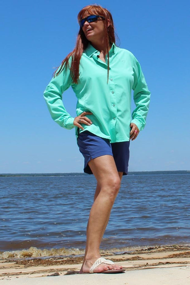 Ms. Cool Technical Fishing Shirt <br>*BOGO 50% OFF*
