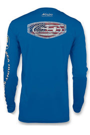 Sea Hunt Patriot Crest Wireman X - Mojo Sportswear Company