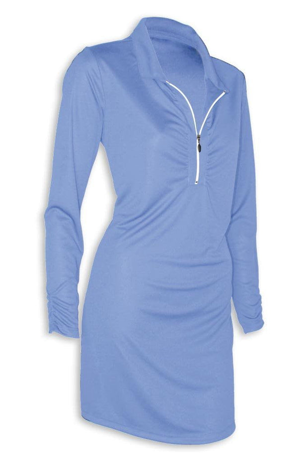 Ladies Shell Caye ¼ Zip Dress